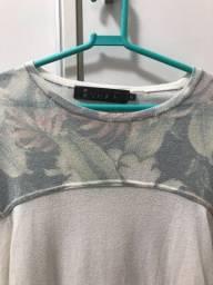 Camiseta manga longa Sergio K