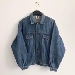 Jaqueta jeans Mesbla vintage M