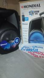 Som Bluetooth 500w RMS