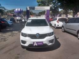 Título do anúncio: Renault Kwid ZEN 2020 - Completo - Entrada Facilitada 12x Sem Juros