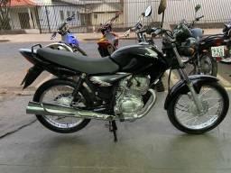 Honda Titan 150 Preta Ks 2007