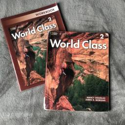 World Class 2 - Student + Workbook