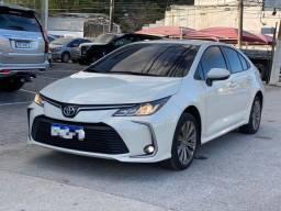 Título do anúncio: Corolla 2020 XEI - 17.000km Garantia de Fábrica