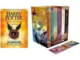 Box Livros J.K. Rowling Edição Especial - Harry Potter Exclusivo