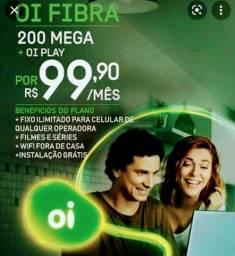Título do anúncio: Wifi fibra