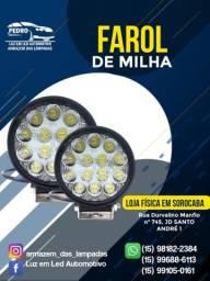 Título do anúncio: ARMAZÉM DAS LÂMPADAS UMA LOJA ESPECIALIZADA EM ILUMINAÇÃO AUTOMOTIVA MILHA DE LED