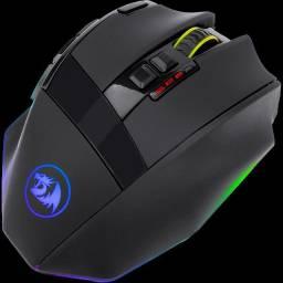 [Novo] Mouse Gamer Sniper Pro Redragon