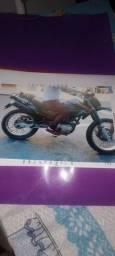 Moto foi roubada na estrada de novo Airãokm19