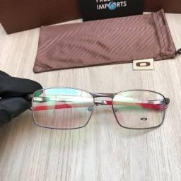 Óculos Oakley OX032 Red armação de alumínio