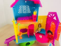 Casa e  Carro Polly