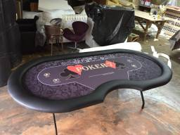 Mesas de poker personalizadas
