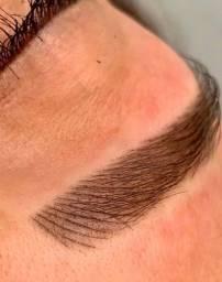 Micropigmentação de sobrancelha
