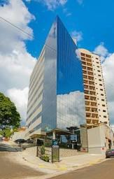 Título do anúncio: Sala comercial de 49,71 m², no 3º E 9º and. do Plaza 14 de Setembro, no Pq do Povo em P.P.