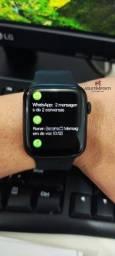 Dia dos namorados! Smartwatch HW22 todo funcional! Top dos top! Faça e receba chamadas!