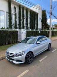 Título do anúncio: Mercedes C200 2015
