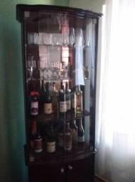 Bar de canto de sala