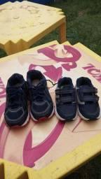 2 Pares de Sapatos Infantil