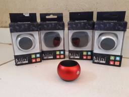 Mini Caixa de Som coloridas Mini speaker Bluetooth
