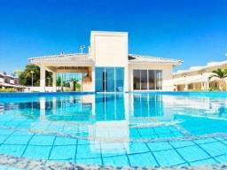 Título do anúncio: Casa duplex, 131 m², 3 suítes, 4 vagas, Condomínio Fechado - Eusébio/CE...