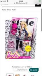 Boneca Barbie Style Luxo Pink Luxe Blr56 - Mattel