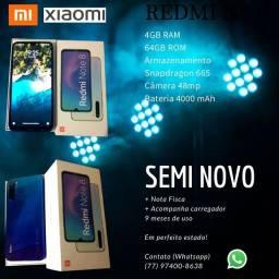 Redmi Note 8 (Semi Novo)