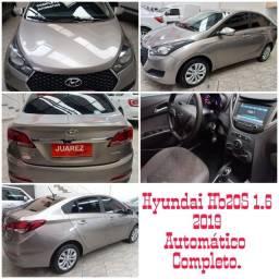 Título do anúncio: Hyundai HB20S  C.STYLE/C.PLUS1.6 FLEX 16V AUT. 4P FLEX AUTO