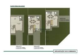 Sobrado com 2 dormitórios à venda, 69 m² por R$ 183.000,00 - Setor Cristina - Goiânia/GO