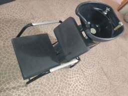 Cadeira + lavatorio