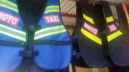 Colete de mototaxi