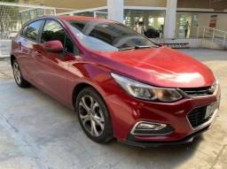 Chevrolet Lt 1.4 turbo hatch 2017 60mil km apenas vermelho