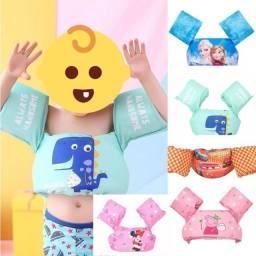 Título do anúncio: Boia Colete Salva Vidas   Infantil   De Braço Piscina Flutuante