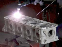 Soldas de aluminio e ligas
