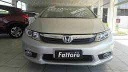 Honda Civic 1.8 AT flex - 2014
