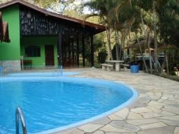 Casa de Campo Monteiro Lobato para confraternização, festas e outros eventos