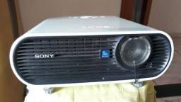 Retro projetor Sony VPL-EX7