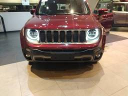 JEEP RENEGADE 2018/2019 1.8 16V FLEX LIMITED 4P AUTOMÁTICO - 2019