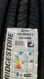 Pneus 295/80R22,5 novos Firestone FS400