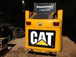 Mini carregadeira bob cat