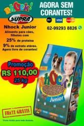 Filhote Pet Racao Nhoch Junior 25kg