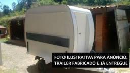 Trailer de Lanche 1,50x2,40