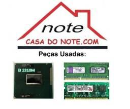 Processador i3 e Memorias Ddr 3 e 2