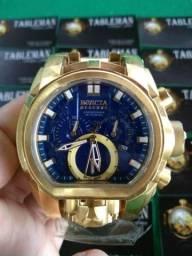 Invicta Zeus Magnum Com 2 Relógios