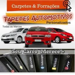 Carpetes e Tapetes de Carros Gde Florianópolis e Litoral SC