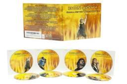 Bon Jovi Gonna Set The World On Fire Importado Lacrado Pronta Entrega