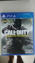 Vendo/Troco COD Infinite Warfare (Semi-novo)