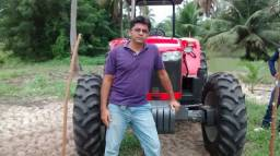 Tratorista Agricola Disponivel em Trairi-CE