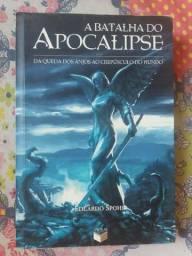 Livro A Batalha do Apocalipse - Eduardo Spohr usado