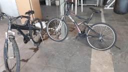 Vendo Duas Bicicletas por 550$ No vendo separado