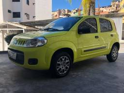 Fiat uno vivace estado de zero - 2014