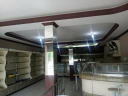 Vende-se instalacoes de padaria e lanchonete e aluga-se ponto